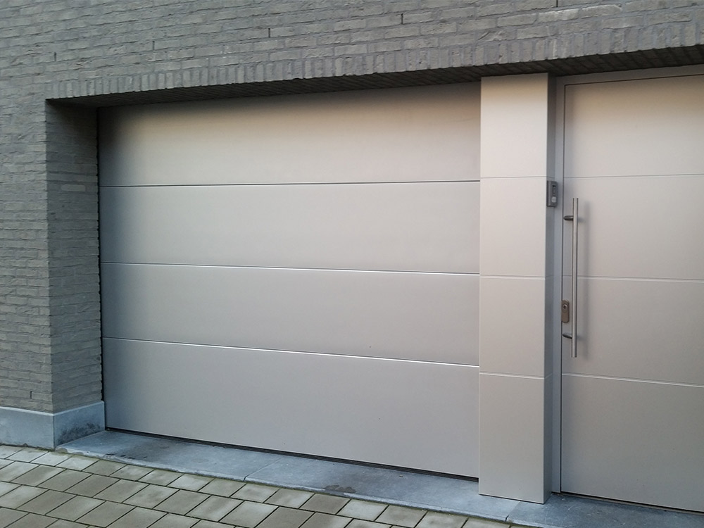 Sectionale poort - Veva Construct Izegem