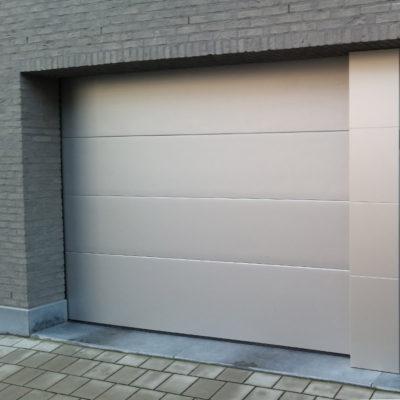 Veva Construct - Sectionale poorten