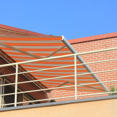 Veva Construct - zonwering Izegem