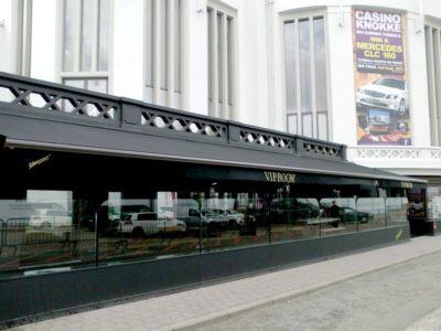Zonwering Casino