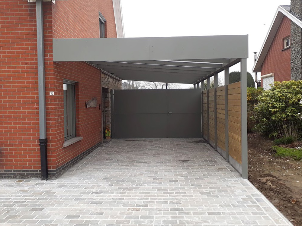Carport Veva Construct - top model